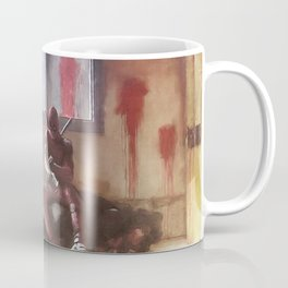 The Merc With A Mouth Stops To Reload - Dead Coffee Mug