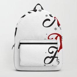 Feliz-Navi-Dad To Be Backpack