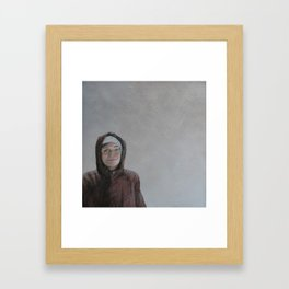 friends are important Framed Art Print