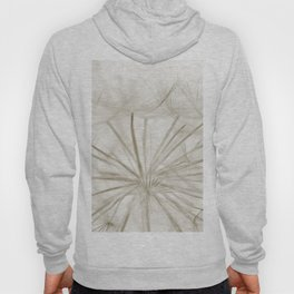 Dandelion Neutral Closeup Hoody
