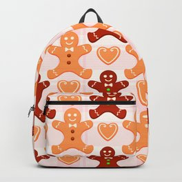 Gingerbread Warm You Backpack