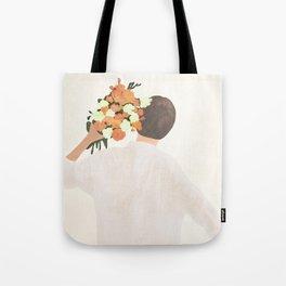 Floral Gift Tote Bag