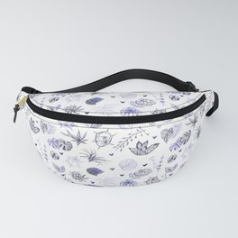 Plant Cell Love - Purple  Fanny Pack