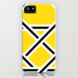 Criss-Cross iPhone Case