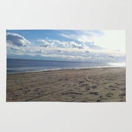 Misquamicut Beach, Westerly, RI Rug