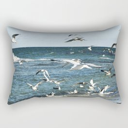 SOUND of SEAGULLS Rectangular Pillow