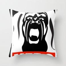 YEBO WARRIOR Throw Pillow