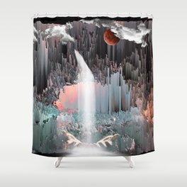 Cura Shower Curtain