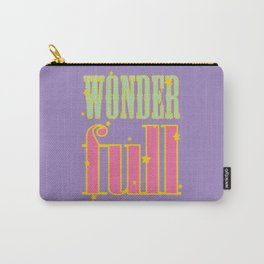 WONDER FULL - TWINKLING STARS Carry-All Pouch