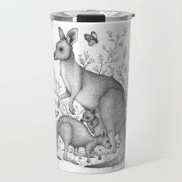 Kanga And Roos Travel Mug