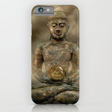 Buddha in the sand Slim Case iPhone 6s
