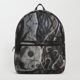 Ghosts Emerging Backpack