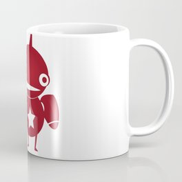 minima - slowbot 002 Coffee Mug