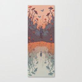 TES: Shivering Isles Canvas Print
