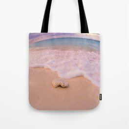 Shell Beach Tote Bag