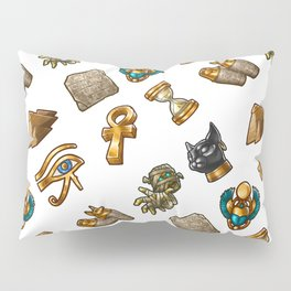 Nefertiti's Quest : Patterns Pillow Sham