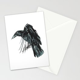 Death Diner Stationery Cards