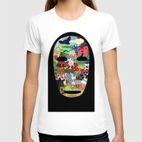 spirited away T-shirts featuring No Face by Ilse S