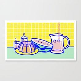 Jelly Lifestyle Canvas Print