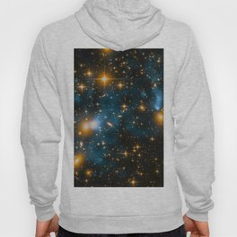 Cosmos 2, when stars collide (enhanced) Hoody