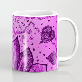 Energy of Pink Coffee Mug