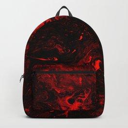Red Blood Splatter Backpack