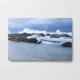 Kirra Beach Metal Print