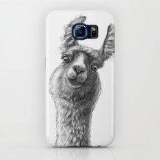 Cute Llama G135 Galaxy S6 Slim Case
