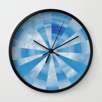 skyfall Wall Clocks featuring SKYFALL by Twntÿandsevn