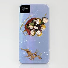 Little Hiddles Christmas Time iPhone (4, 4s) Slim Case