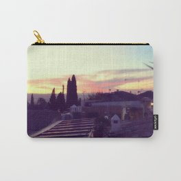 Sunset in Granada, Spain Carry-All Pouch