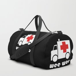Wee Woo Ambulance Duffle Bag