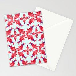 Carpe Diem Fish Star Stationery Cards
