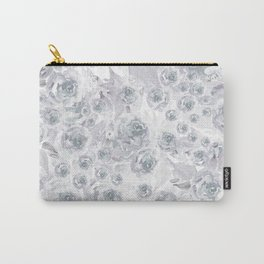 Bed of Roses Carry-All Pouch