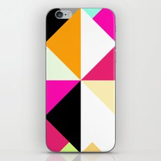Tropical Mix #3 iPhone & iPod Skin