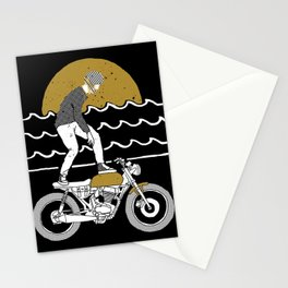 Ride Surf Stationery Cards