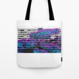 Playing the Victim Tote Bag