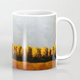 Treeline in Fall Coffee Mug