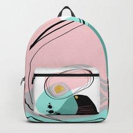 Modern minimal forms 9 Backpack