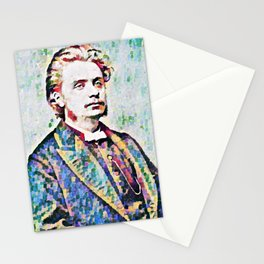 Edvard Grieg (1843 – 1907) digital Stationery Cards