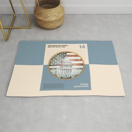 Vote For Liberty Rug