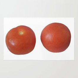 Tomato Duo Rug