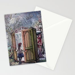 Lucy's Discovery Stationery Cards