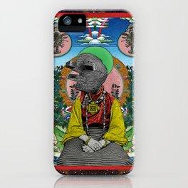 Rêve de la magnifique poupée juju iPhone Case