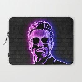 Terminator neon art Laptop Sleeve