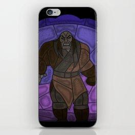 warlord iPhone Skin