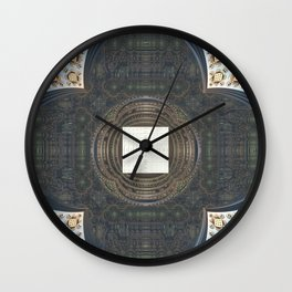 Under the Cupola Wall Clock