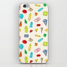Jewels iPhone & iPod Skin