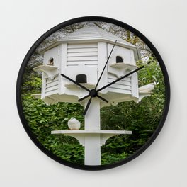 The Lost Gardens of Heligan - Doves Wall Clock
