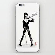 Quote the Draven, Nevermore iPhone & iPod Skin